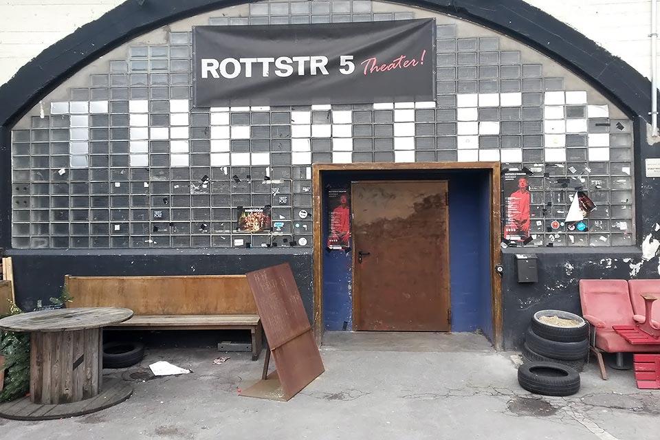 Rottstraße 5 Theater
